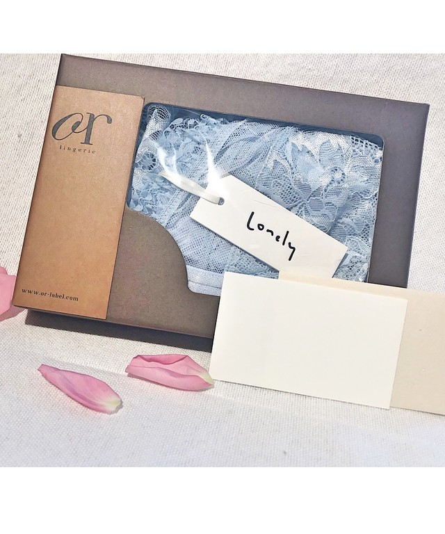 GIFT BOX / message card