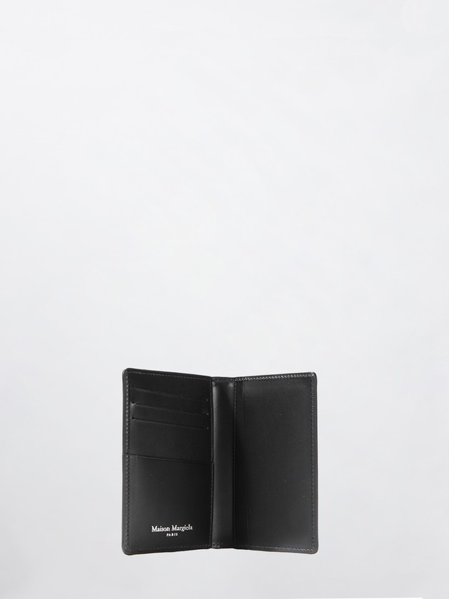 MAISON MARGIELA Card Case(P2714) Black S55UI0203