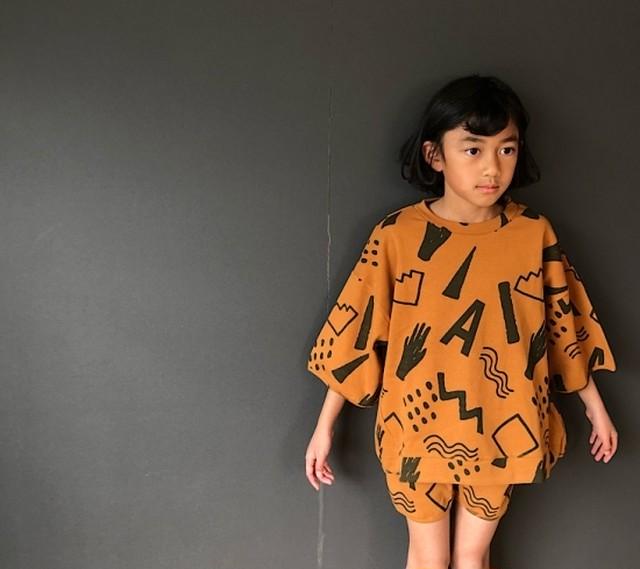 arkakama  20SS  20SS / SPD M/S sweatshirt(WASA)M/L AKT00062