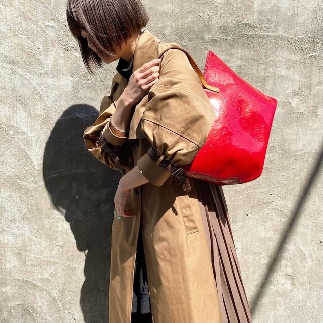 ルイヴィトン/LOUISVUITTON 【M93583 ベルビューPM】モノグラム・ヴェルニ・ポムダルームトートバッグ