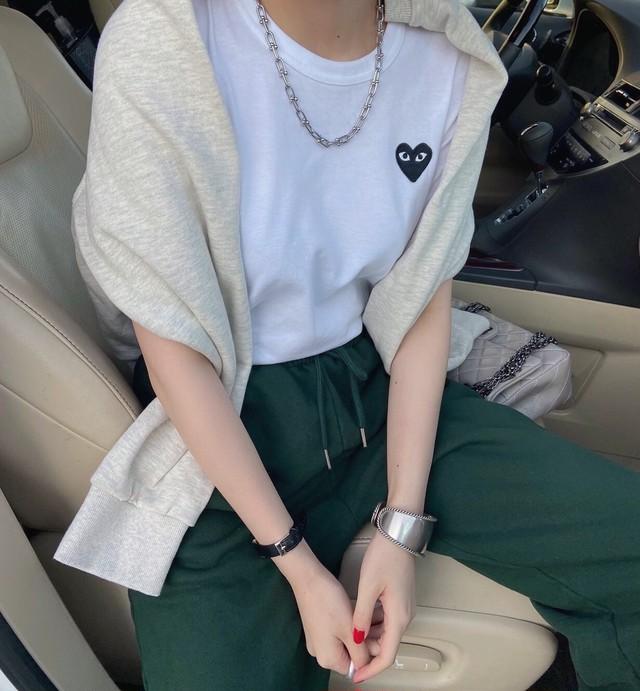 DAYNYC luxury necklace(silver)