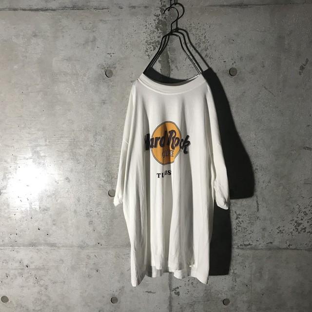 [Hard Rock Cafe]TUNIS T shirt