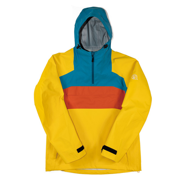 2019/2020 unfudge snow wear // SMOKE ANORAK // YELLOW