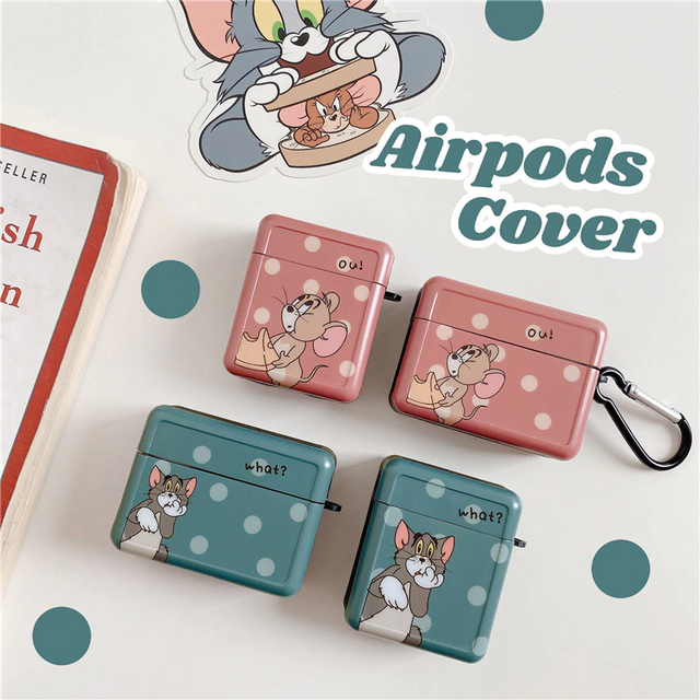 cute mouse airpods case
