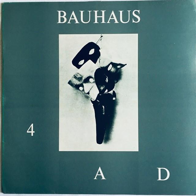 【12inch・英盤】Bauhaus / 4AD