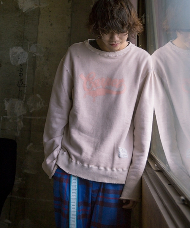 EFFECTEN(エフェクテン) LANDSCAPE SWEAT CARDIGAN