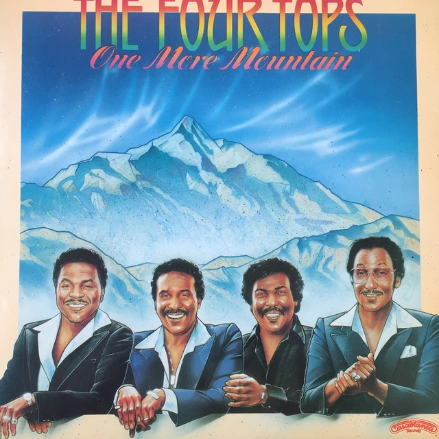 Four Tops ‎– One More Mountain