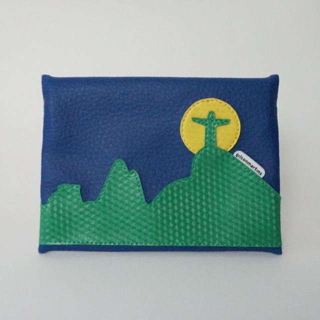 ジルソン・マルチンス TRIP LANDSCAPE MINI トリップランドスケープ ミニ 青・緑・黄色 ブラジルカラー