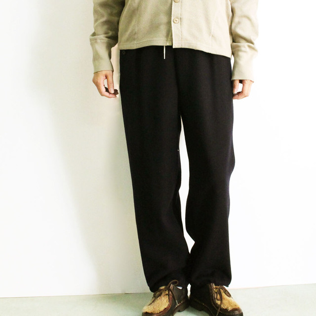 LUV OUR DAYS ラブアワーデイズ TRUCK PANTS   LV-PT9315   LODEN WOOL SUPER 100'S ウールパンツ