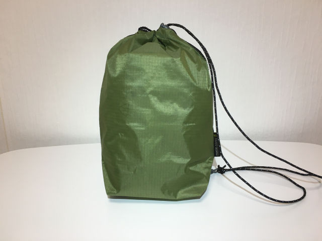 【Paagoworks】 W-face Staff bag 3(moss green)