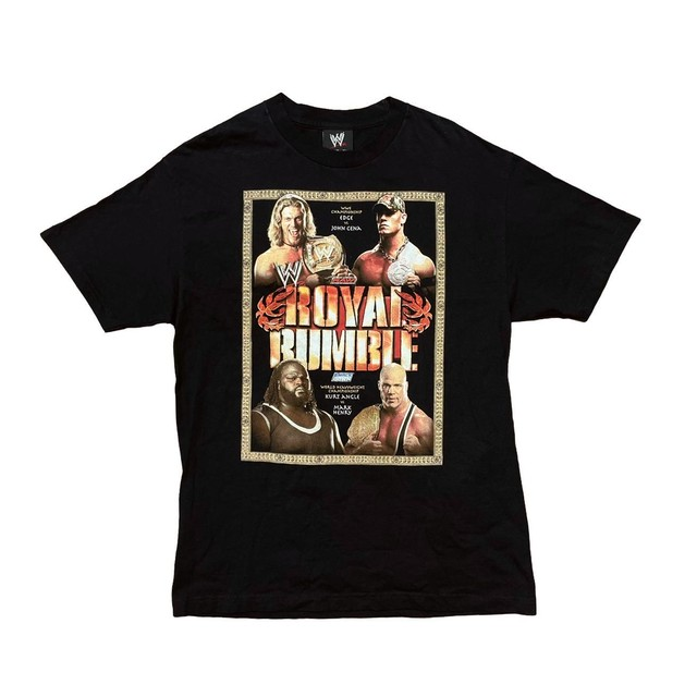 WWE ROYAL BUMBLE 2006 TEE LARGE 5373