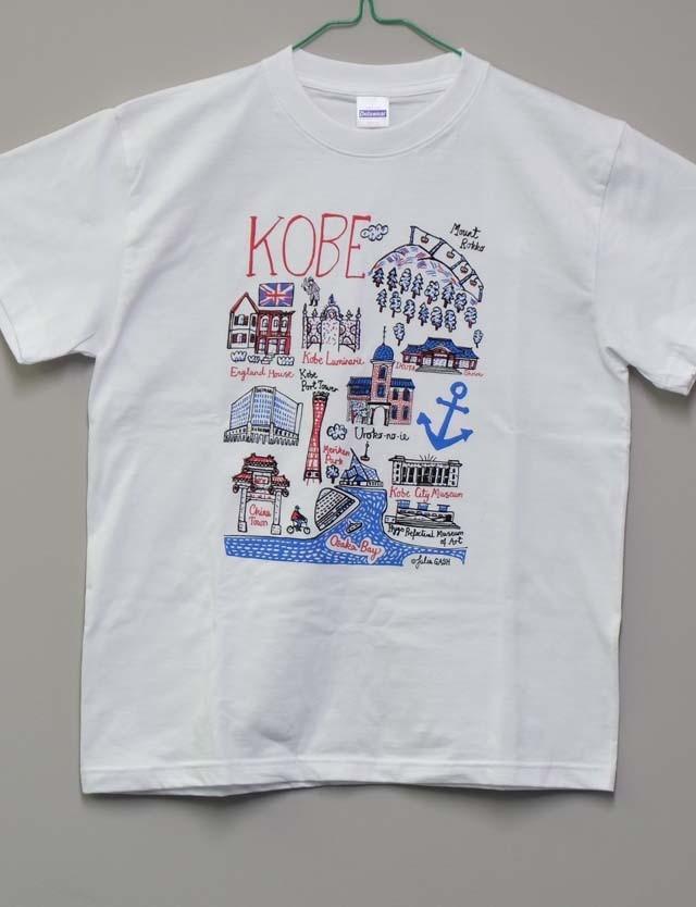 Tシャツ KOBEイカリ
