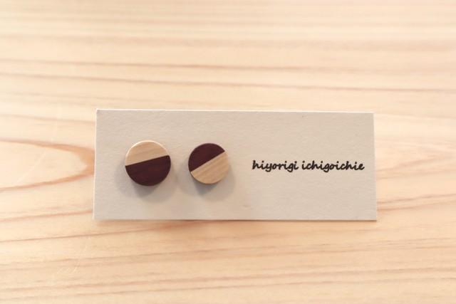 Ichigoichieピアス
