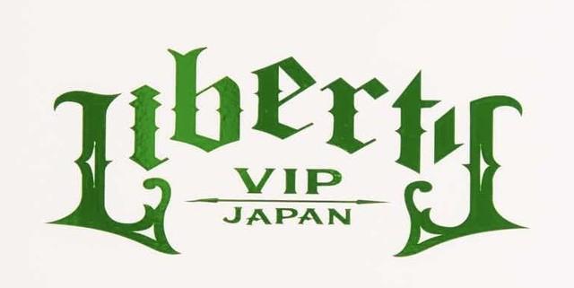 LIBERTY VIP JAPAN ステッカー