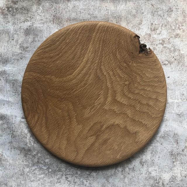 リム皿01  ブラックチェリー