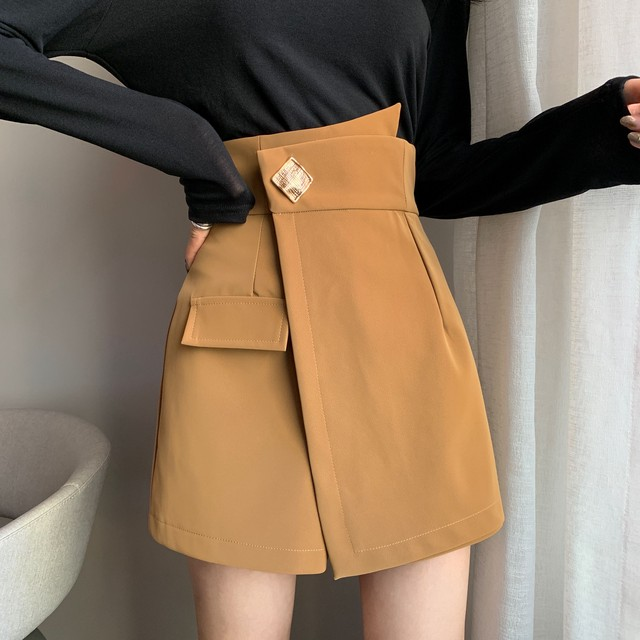 【bottoms】大人女子イレギュラー本当に可愛いスカート