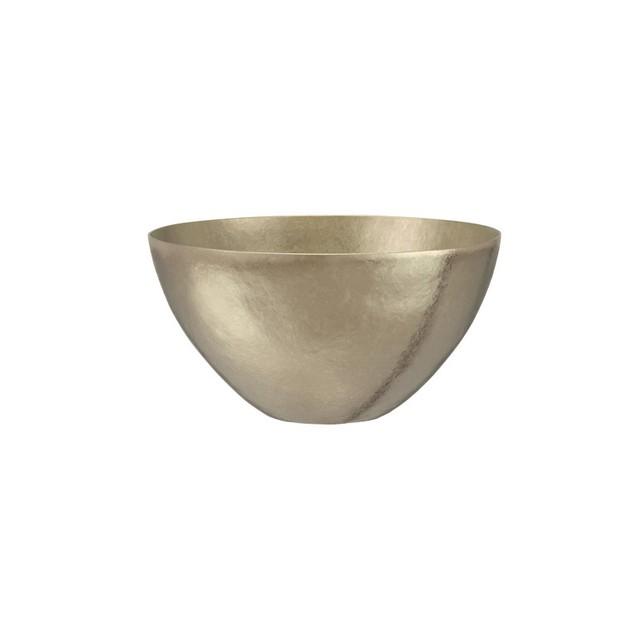 SUSgallery (サスギャラリー) 真空チタンカップ TITANESS Bowl line 【Bowl (M) Antique Gold】