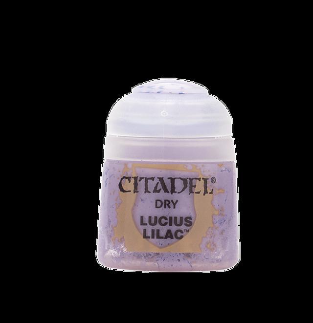 Games Workshop ゲームズワークショップ シタデル Citadel Dry LUCIUS LILAC [アクリル系塗料 12ml]C-13