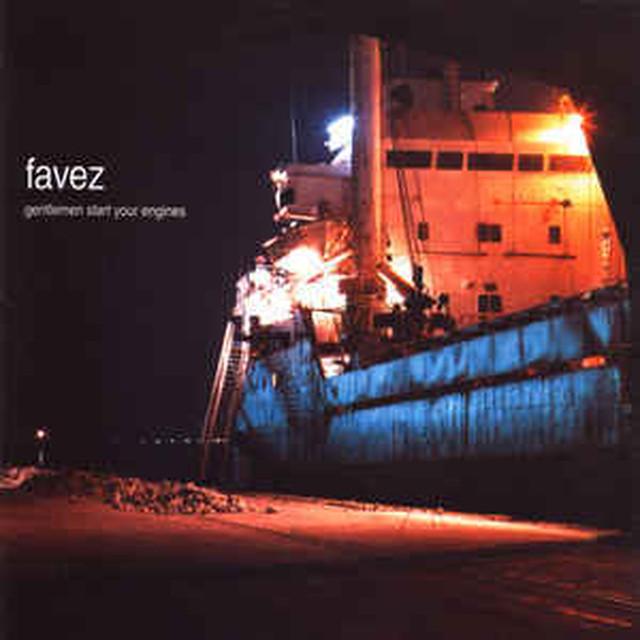 【USED】favez / gentleman start your engines