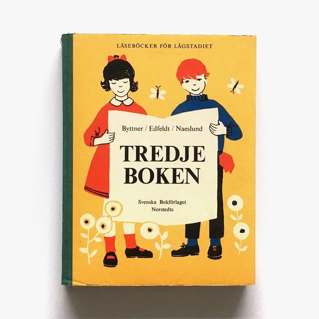 教科書「Läseböcker för lågstadiet - Tredje boken(低学年のための読本:第3巻)」《1964-01》
