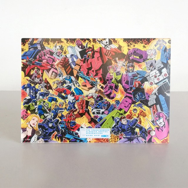 【特製ステッカー付】【予約注文商品】HERO-X PIT「トランスフォーマークラシックス・スペシャル:ヘッドマスターズ」アクリルパネル