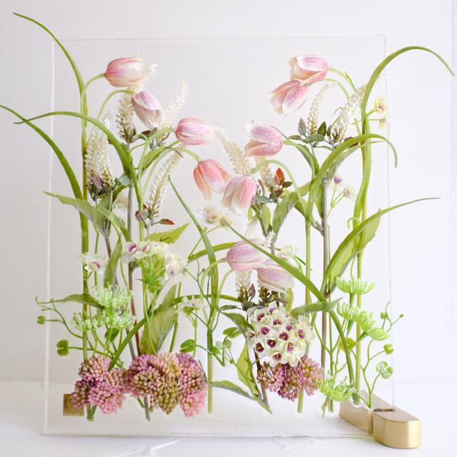 sumika M ガーデン フリチラリア ピンク
