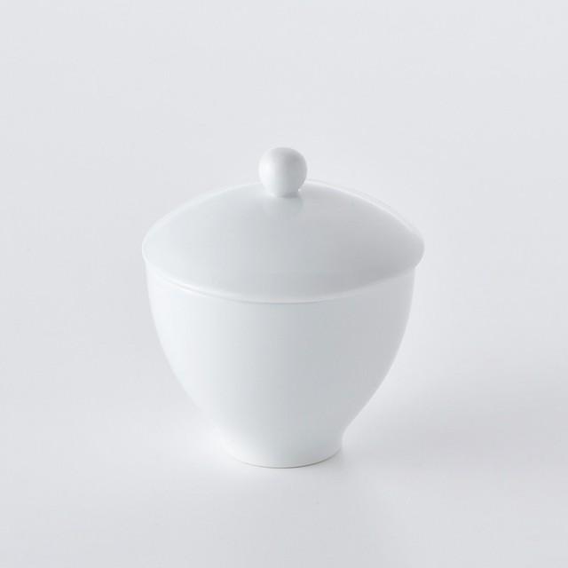 お茶目碗・白