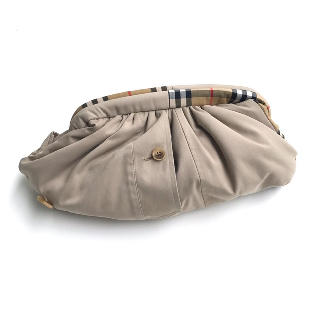 Kidole. for BANAL(TRENCH CLUTCH BAG)