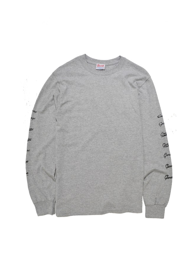 History Long Sleeve T-Shirts  Gray