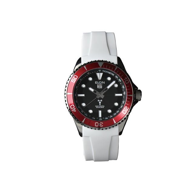 ELGIN腕時計電波ソ-ラ-IN-003W-R