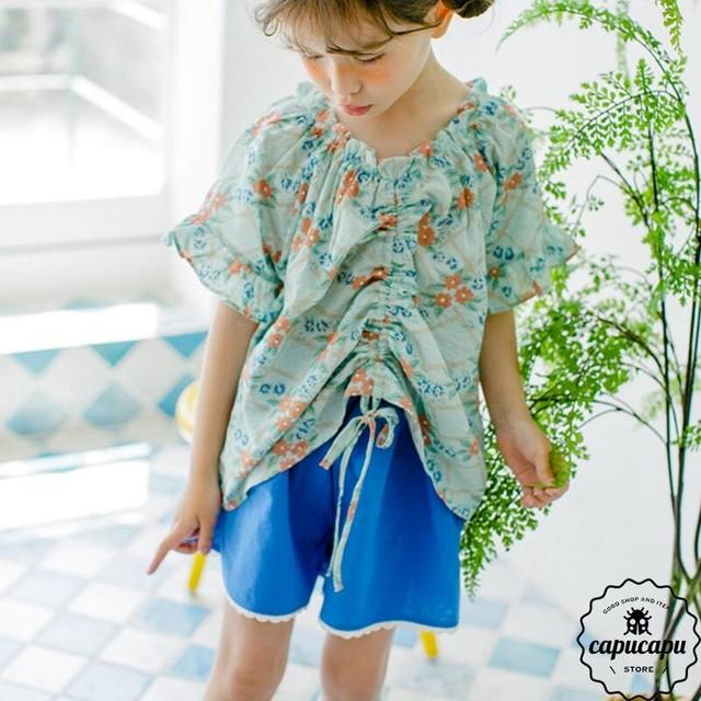 «予約» annu blouse 2 colors アンヌブラウス