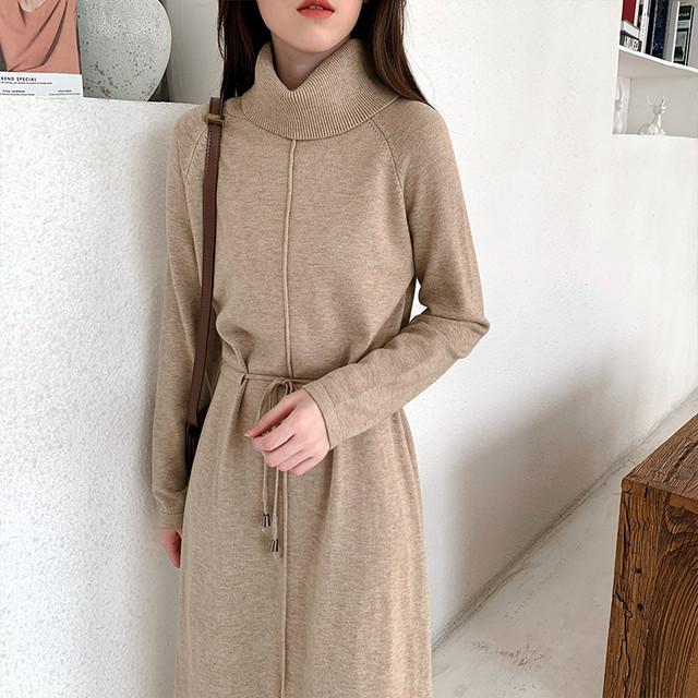 【dress】ロングシンプルデザイン3色ワンピース25754888