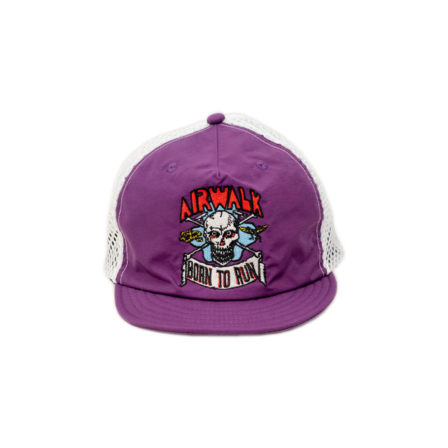 【ELDORESO】Born To Run Cap(Purple)
