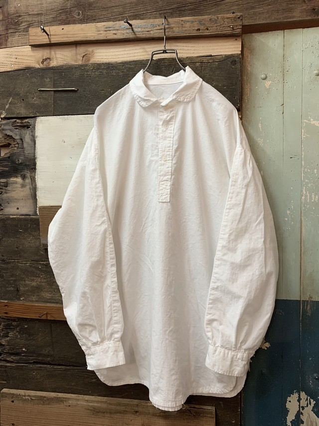 50's unknown vintage pullover shirt