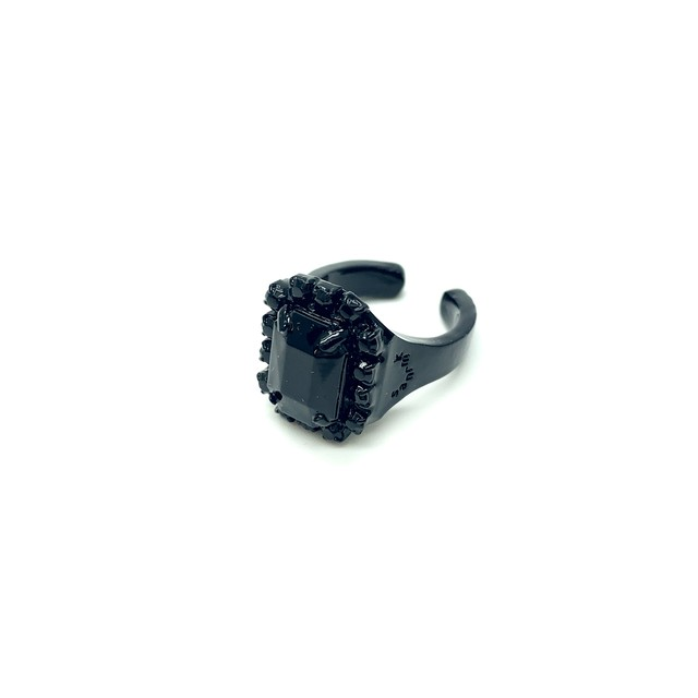 sAn Bijou Ring (リング) ブラック15号
