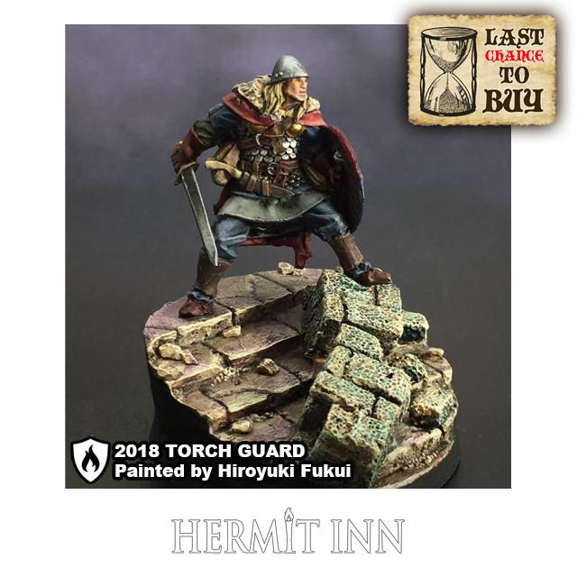 巨漢の傭兵戦士(北方) - メイン画像