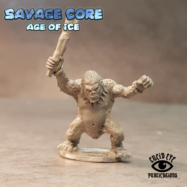 IAB006 Ice Age Simian Boss Vim the Mad