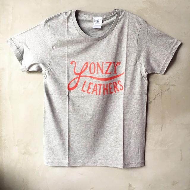 YONZY Tシャツ design by hemlen  ネイビー