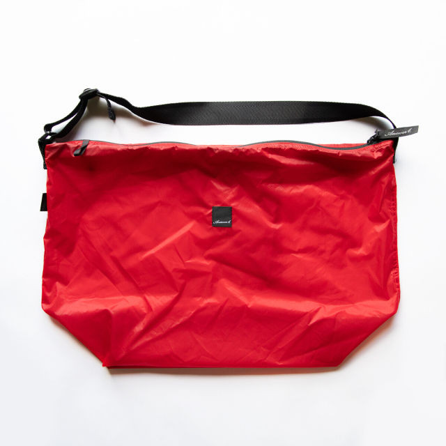【Answer4】 Shoulder Bag (Red)