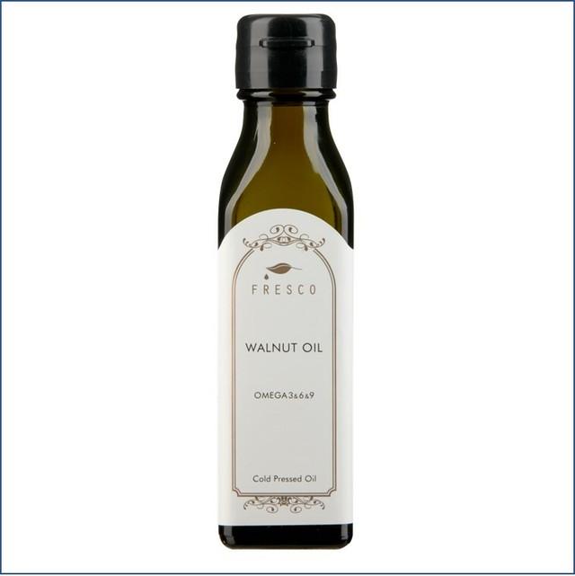 くるみオイル(フランス産)100g オメガ3を含み上品な香ばしさと甘みが特徴