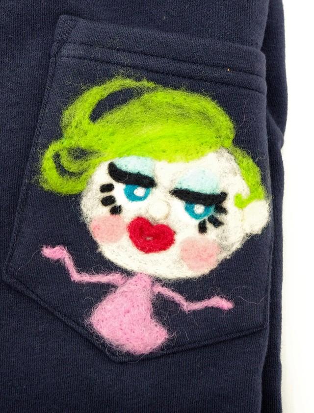 ニードルパンチトレーナー AT-P001 元気女子+Green hair