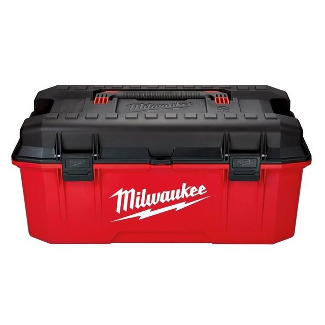 MILWAUKEE(ミルウォーキー) ジョブサイトワークツールボックス26 工具箱 電動工具 収納 業務用 プロ向け