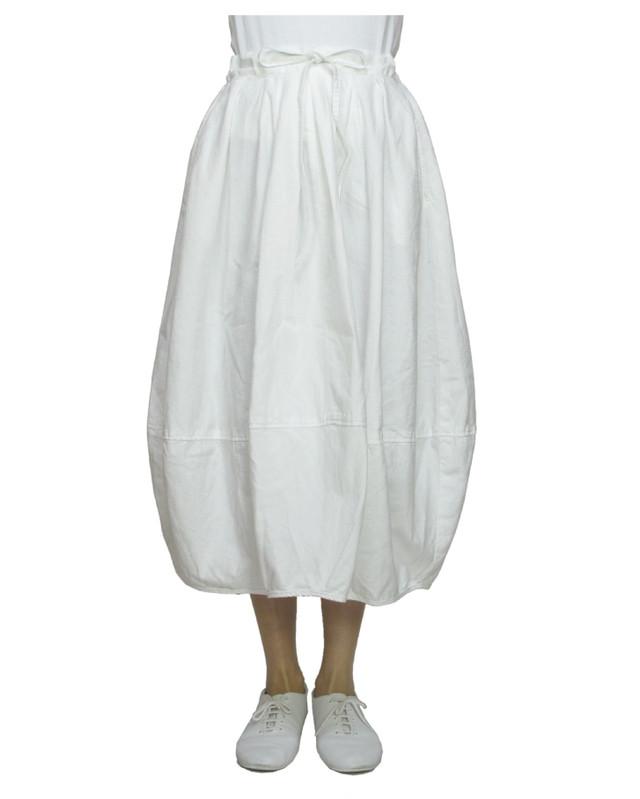 FS tack cocoon skirt - メイン画像