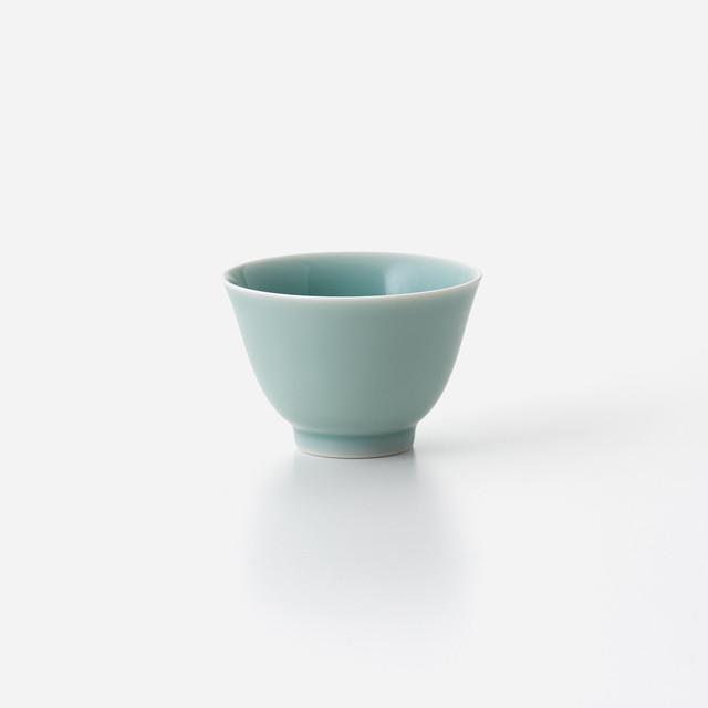 青磁 煎茶碗