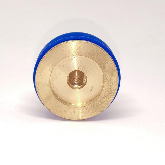 真鍮製ピストン + シリコン製シール●パヴォーニ レバーマシン用
