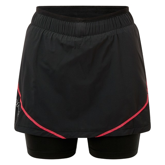 OMM / Pace Skort 《Black/Pink》