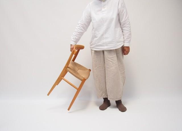 楽座椅子 ウォールナット材