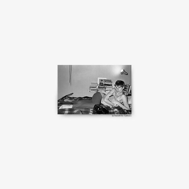 """Original Print - """"Leslie Winer #2"""" by Kaz Tamura"""