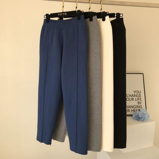 【bottoms】レギンス伸縮性いい合わせやすい厚くてパンツ・スカート 23854012