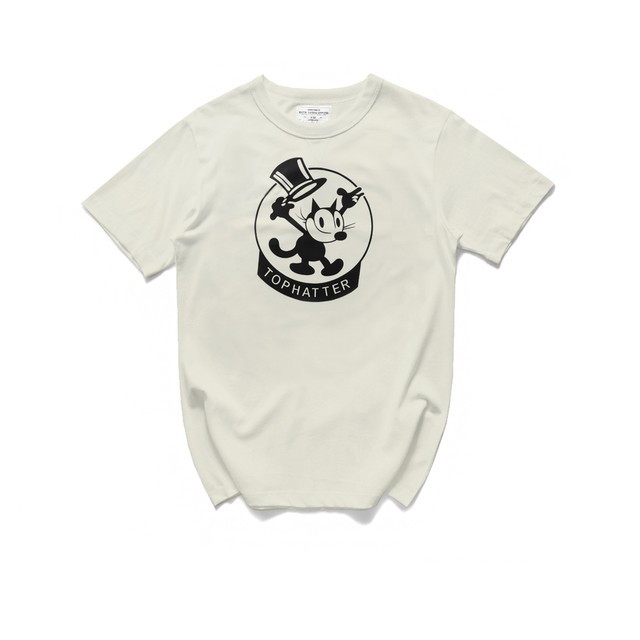 American vintage S/SプリントT-shirt